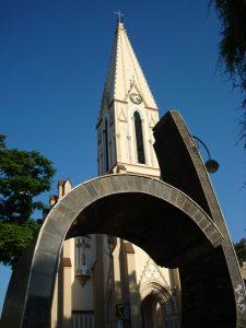 Matriz de Santa Teresa em Teresópolis